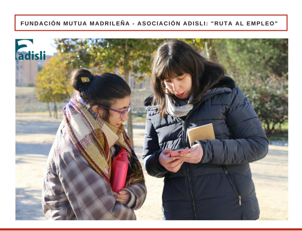 ¡Adisli premiada por la Fundación Mutua Madrileña!